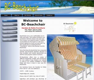 BC-Beachchair | German Style Outdoor Furniture