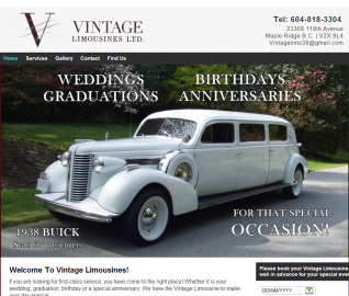Vintagelimos Limo Service