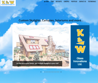 K&W Glass Innovations Ltd.