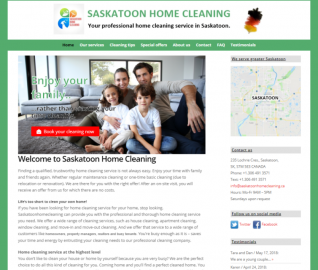 Saskatoon Home Cleaning