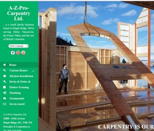 A-Z-Pro Carpentry | Vancouvers best Carpenter